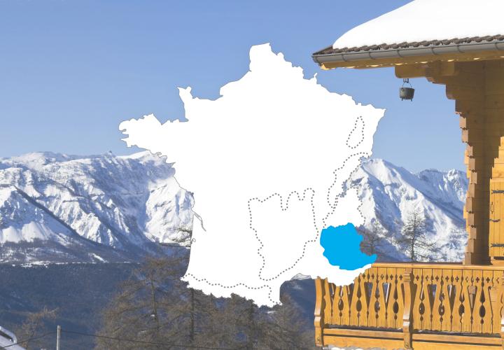 Carte des stations - France Montagnes - Site Officiel des Stations de Ski en France