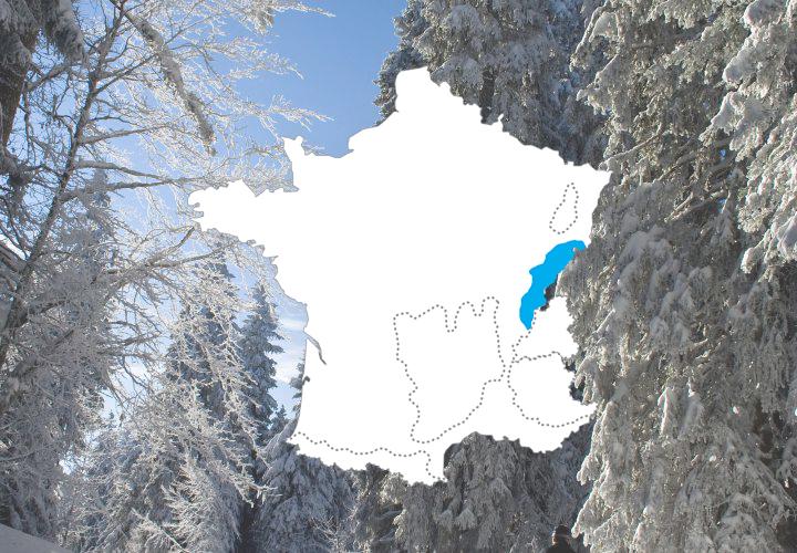 Carte des stations - France Montagnes - Site Officiel des ...