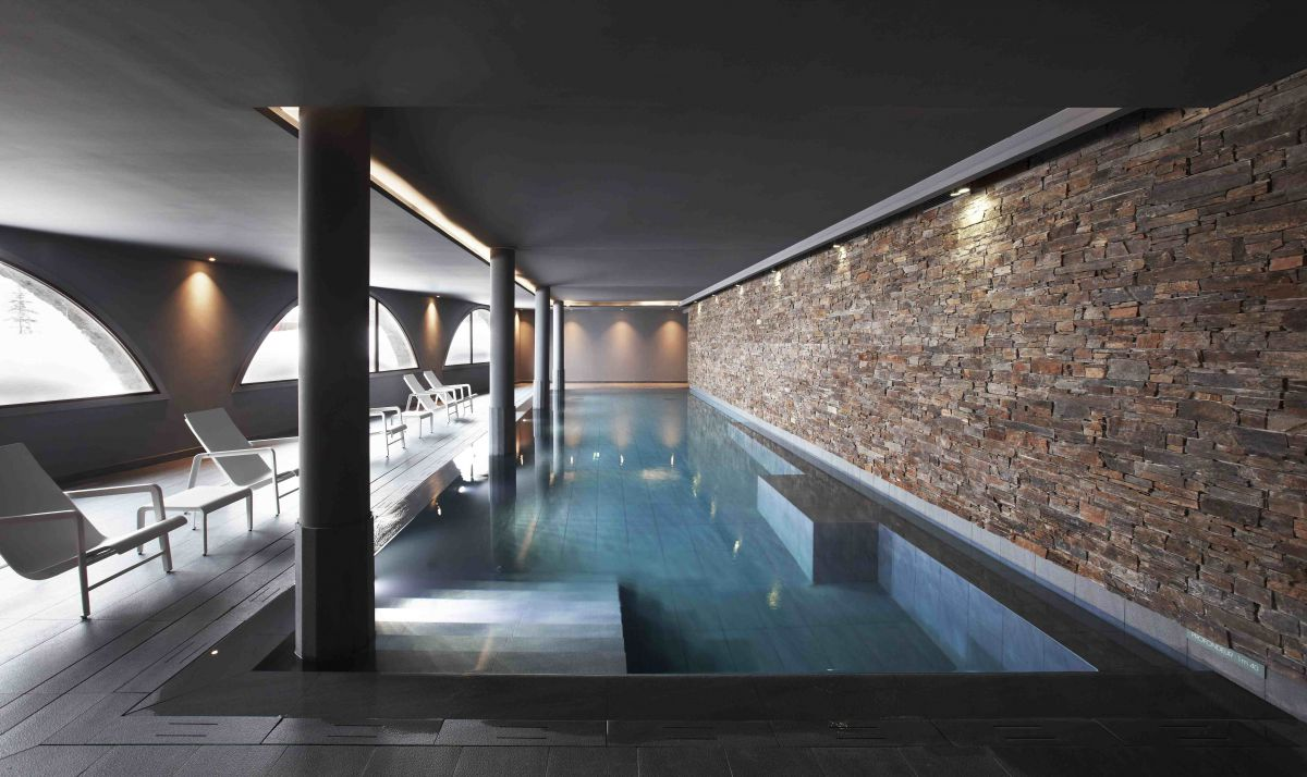 10 spas d 39 hotels de montagne france montagnes site for Design hotel des francs garcons saintes