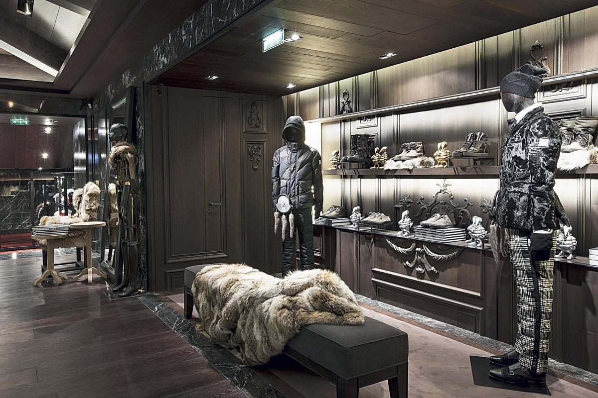 moncler boutique paris faubourg saint honoré