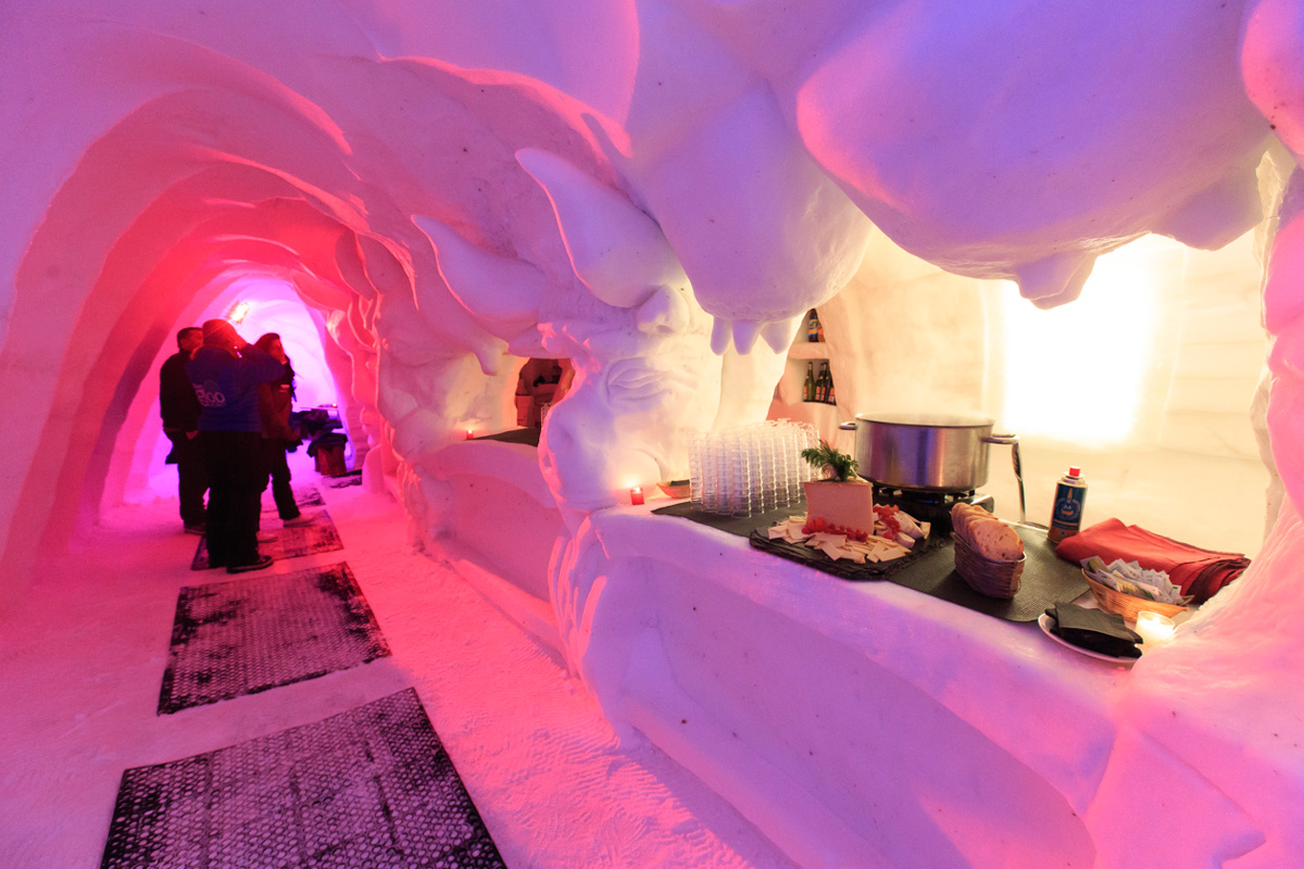 Site de rencontre igloo