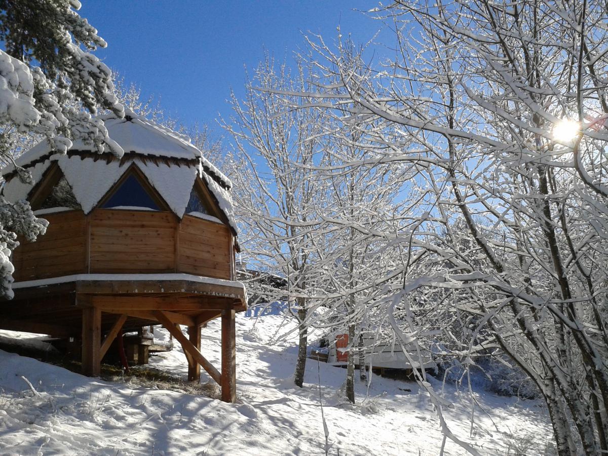 7 h bergements insolites pour cet hiver france montagnes site officiel des stations de ski. Black Bedroom Furniture Sets. Home Design Ideas