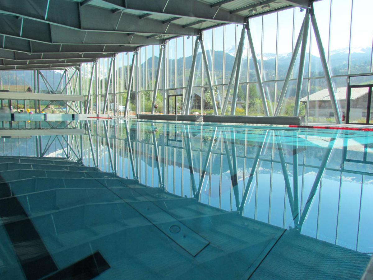 Nouveau en station piscines et centres aquatiques for Piscine st gervais