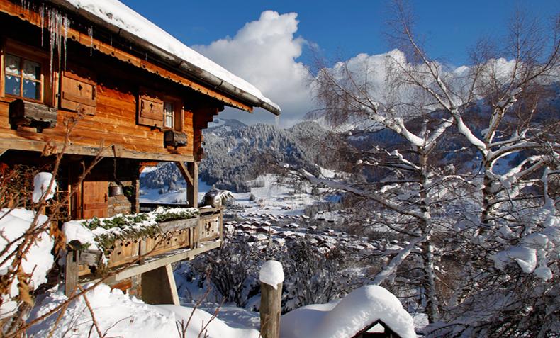 location chalet ski tout compris