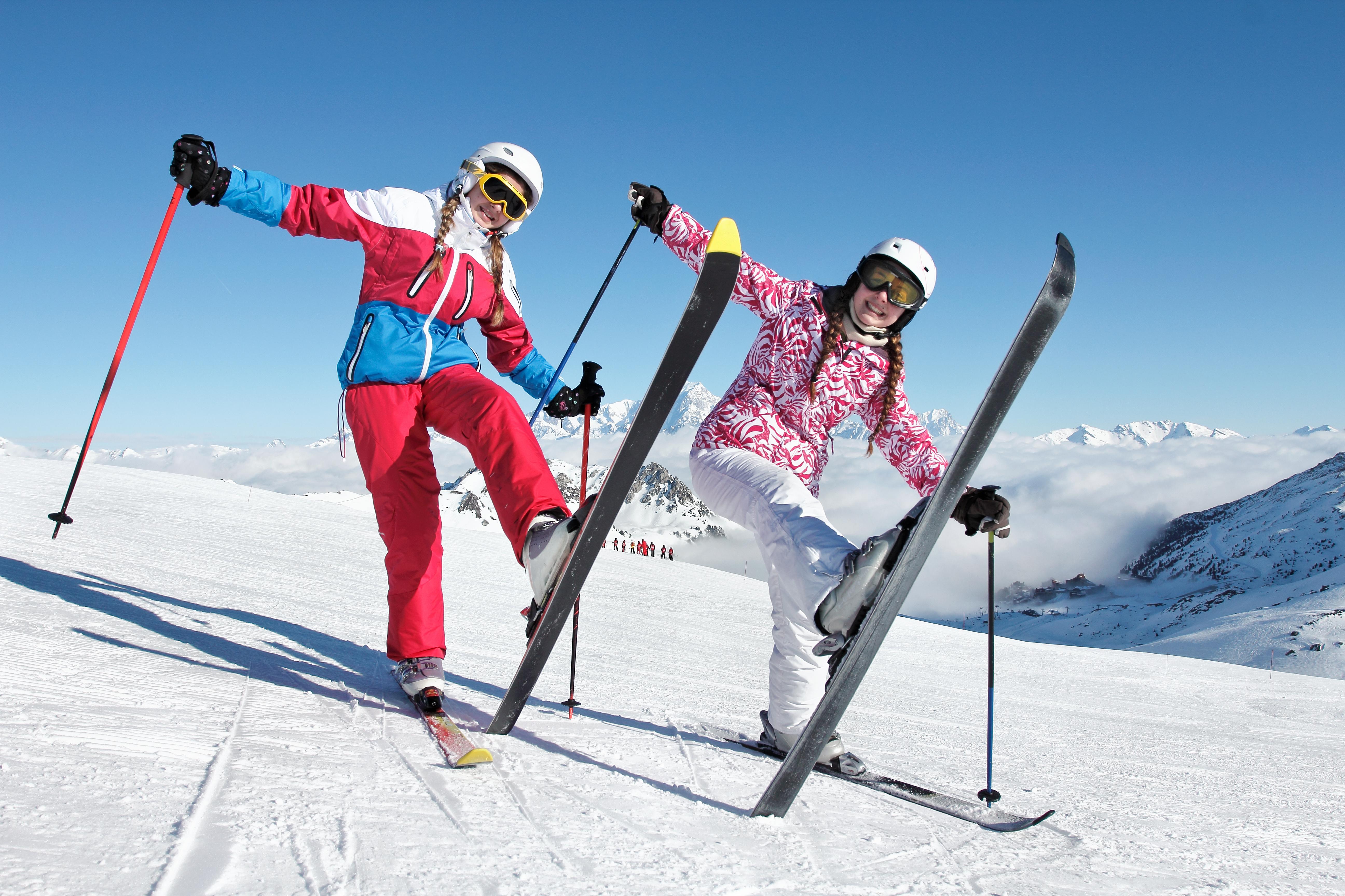 Le ski alpin pour les nuls france montagnes site officiel des stations de - Nuit insolite en montagne ...