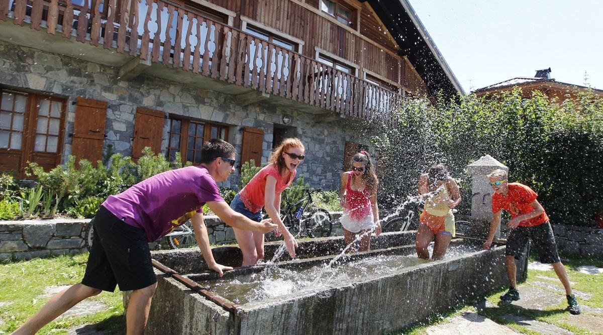 Vacances montagne t france montagnes site officiel des stations de ski en france - Vacances en montagne locati architectes ...