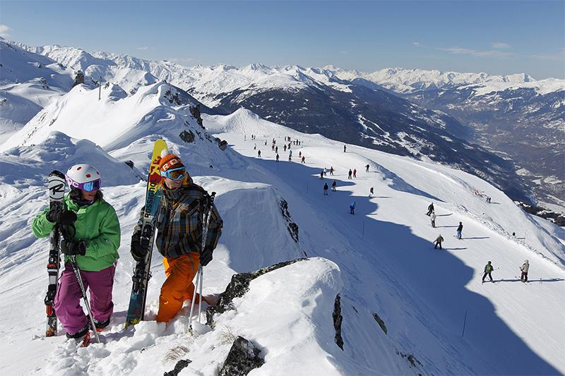 location ski fevrier 2018