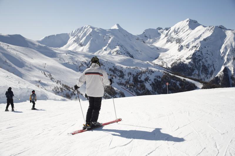 Stations de ski des hautes alpes france montagnes - Office du tourisme deux alpes ...
