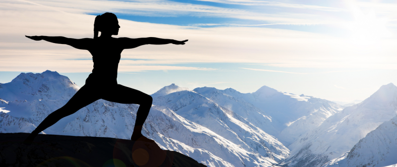 yoga en montagne au sommet du bien tre france montagnes site officiel des stations de. Black Bedroom Furniture Sets. Home Design Ideas