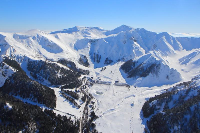 Le mont dore france montagnes site officiel des for Camping massif central avec piscine
