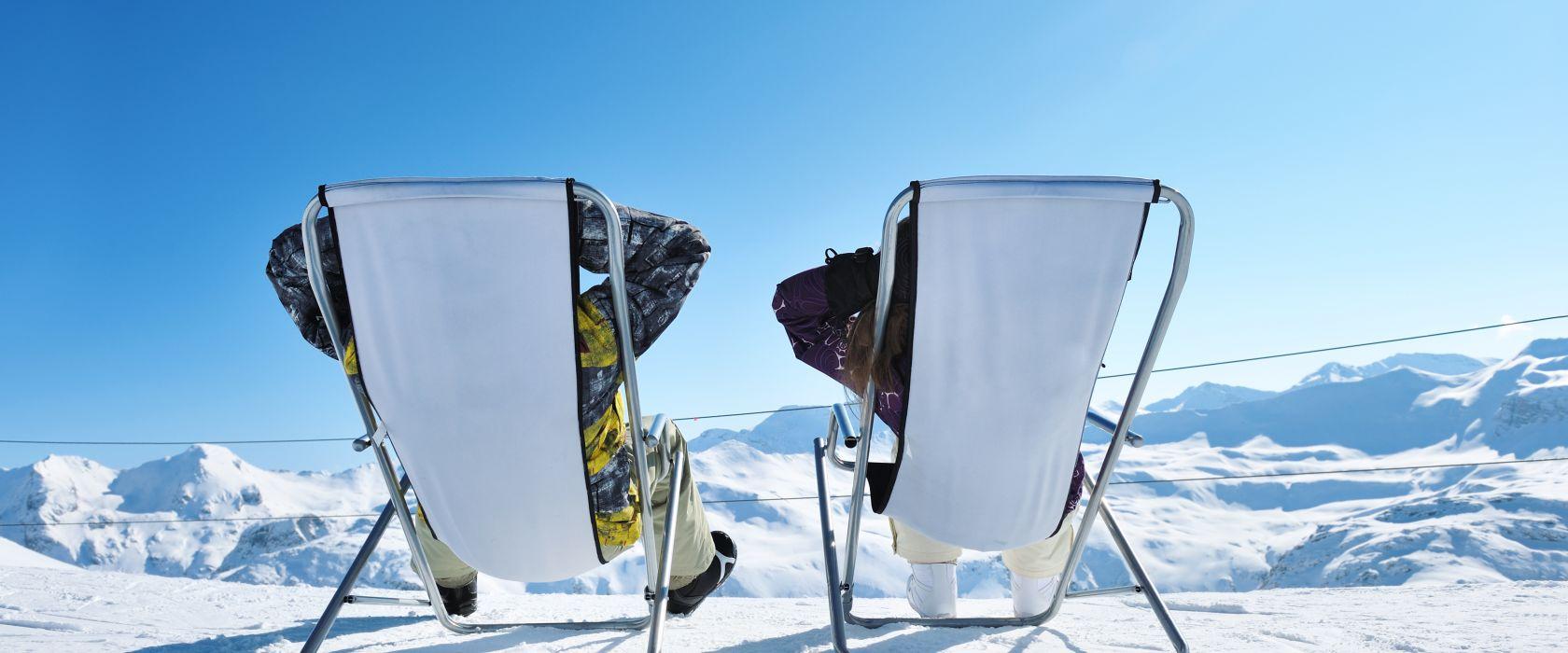 vacances au ski pas cher Le ski au printemps