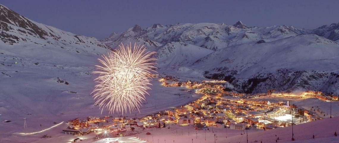 Jour de l 39 an au ski toutes nos id es pour un nouvel an inoubliable - Idees jour de l an 2014 ...