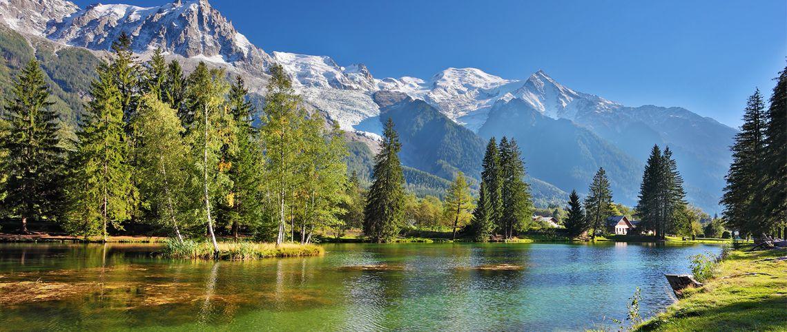 Lacs de montagne demandez la temp rature france montagnes site officiel des stations de - Vacances en montagne locati architectes ...