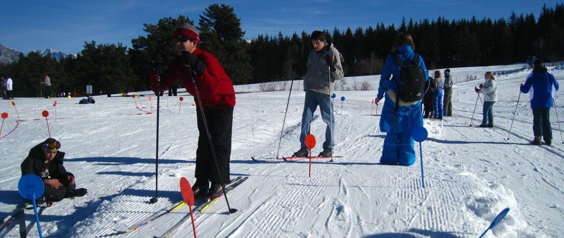 handicap mental le ski c 39 est aussi possible france montagnes site officiel des stations. Black Bedroom Furniture Sets. Home Design Ideas