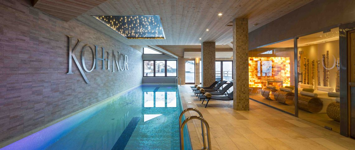 10 spas d 39 hotels de montagne france montagnes site for Hotel france spa