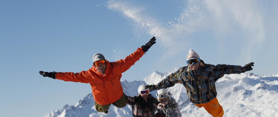 Nos 7 conseils pour bien pr parer vos vacances d 39 hiver la montagne france montagnes site - Vacances en montagne locati architectes ...