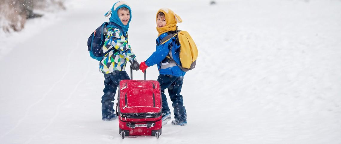 96f4129771fa76 Vacances au ski, la valise idéale - France Montagnes