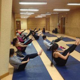 Cours de Pilates & Stretching
