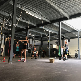 Crossfit Kintsugi - Workout of the Day (WOD)