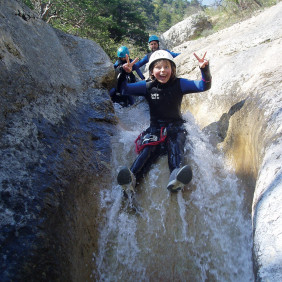 Canyoning Guides des 2 Vallées