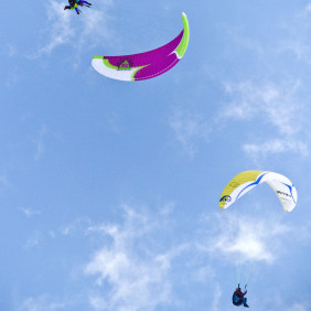 Stage de parapente : progression 1