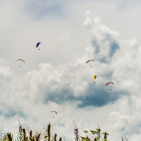 Stage de parapente : progression 2