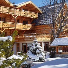 hôtel de luxe jura ski