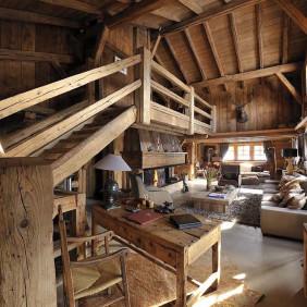 Les plus beaux chalets de montagne france montagnes site officiel des sta - Les plus beaux lofts ...