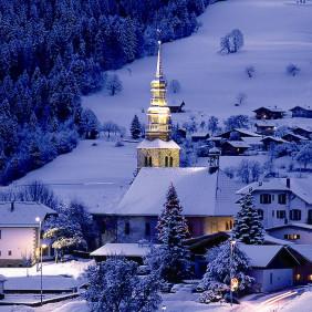 haute savoie ski - Image