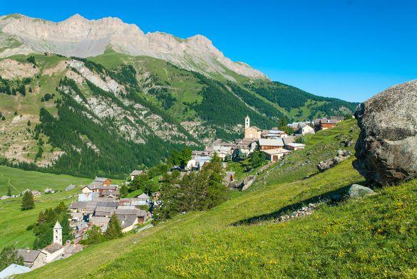 Saint veran en queyras france montagnes site officiel des stations de ski en france - Office de tourisme queyras ...