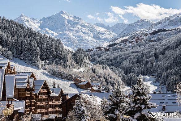 Vallee de meribel france montagnes site officiel des stations de ski en france - Meribel office du tourisme ...
