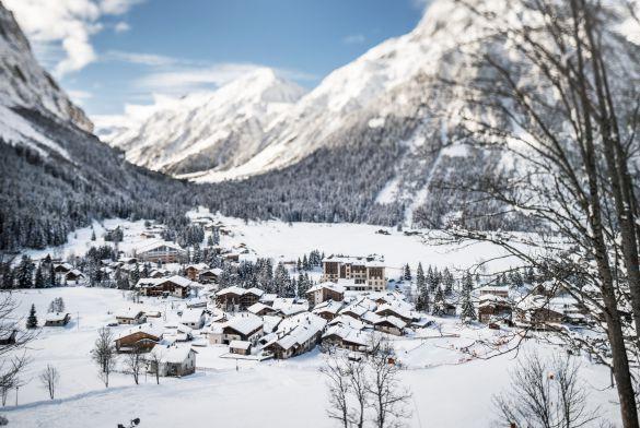 Pralognan la vanoise france montagnes site officiel des stations de ski en france - Pralognan office tourisme ...