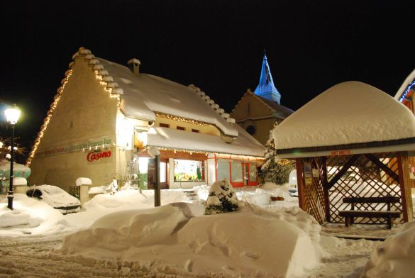 Villard de lans correncon france montagnes site - Office de tourisme de villard de lans ...