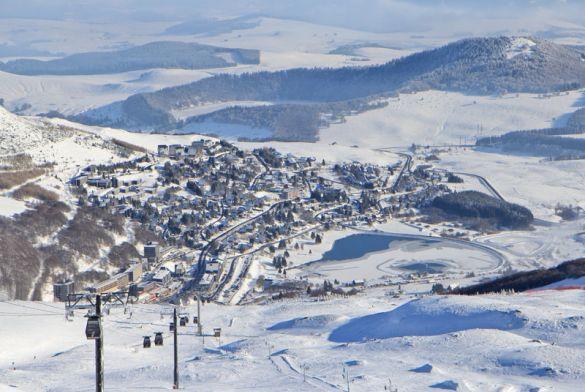 Besse super besse pr sentation de la station de ski france montagnes - Office tourisme le lioran ...