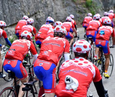 France Montagnes et les moniteurs ESF animent le Tour 2015